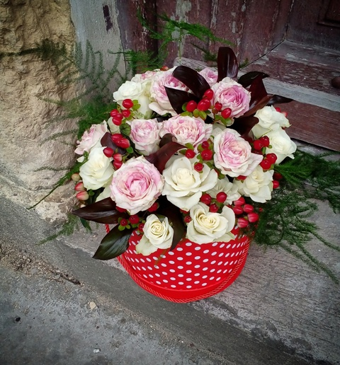 Flower box..